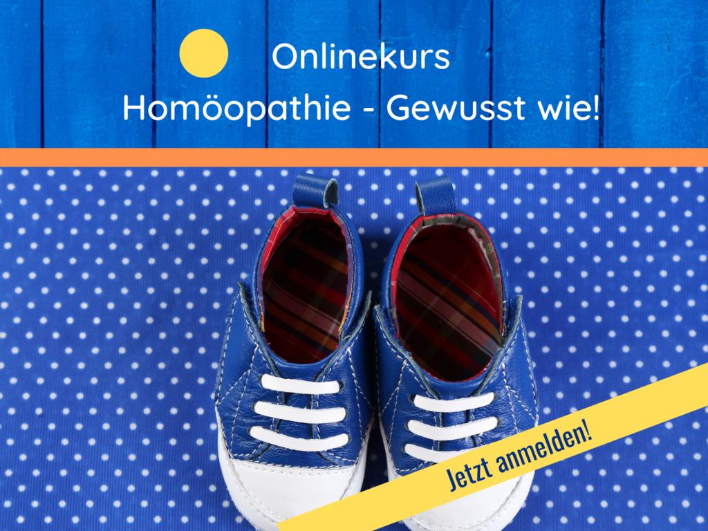 Online Kurs - Homöopathie - Gewusst wie!